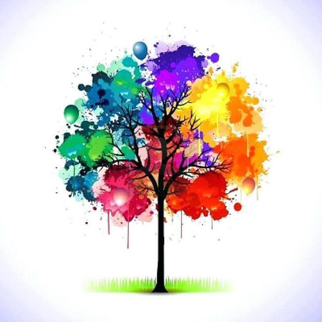 Image result for vẽ màu nước cơ bản