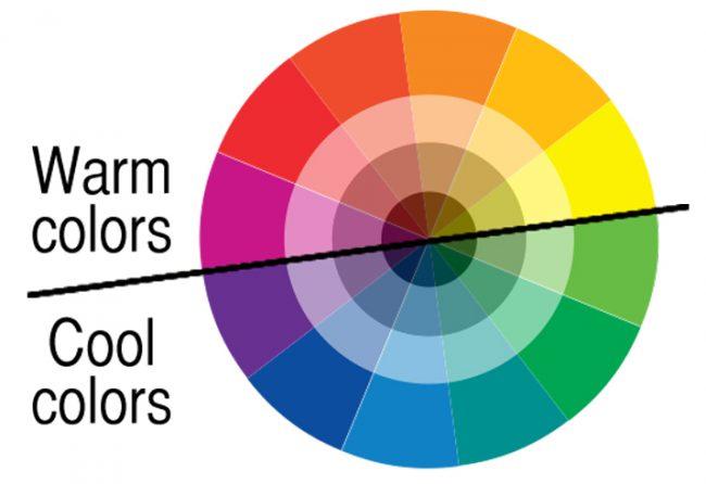 Tìm hiểu về gam màu nóng trong hội họa hình ảnh 1