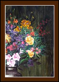 Dạy vẽ tranh phong cảnh sơn dầu hình ảnh1