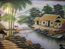Dạy vẽ tranh phong cảnh vẽ bằng bút chì hình ảnh 1
