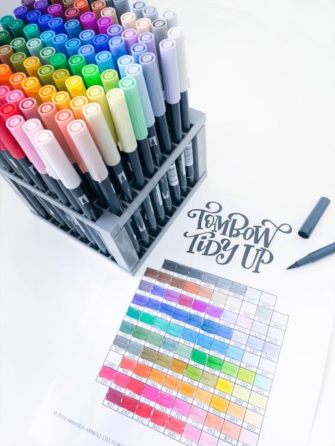 Các Hãng Bút Màu Nước Paint Corner