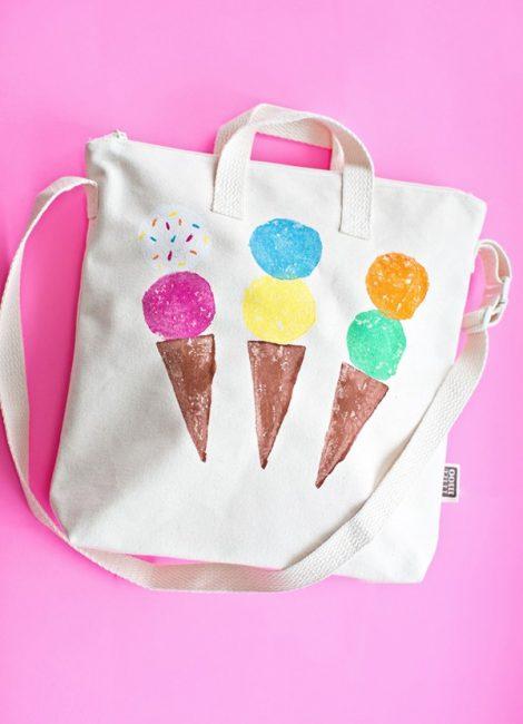 hướng dẫn vẽ trang trí túi xách đẹp và giản dị hình ảnh 1