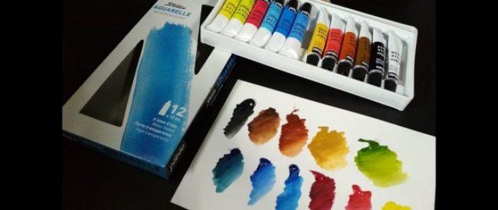 10 bộ màu nước đang được ưa chuộng nhất trên thị trường hiện nay