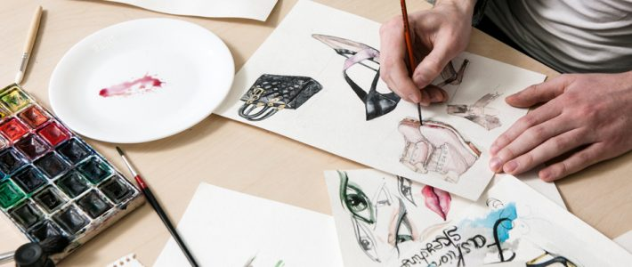 6 lời khuyên giúp ích cho việc học vẽ thiết kế thời trang cơ bản
