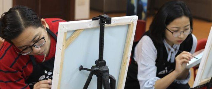 Paint Corner – Lớp vẽ tranh 1 buổi