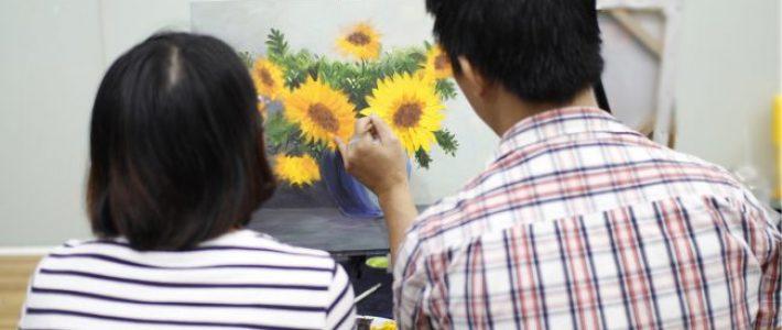 Paint Corner cần tuyển giáo viên dạy vẽ tphcm