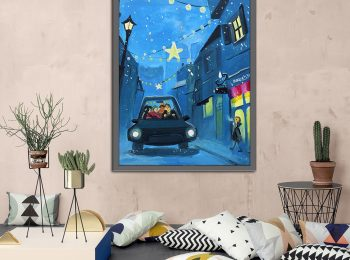 Paint Corner R0083