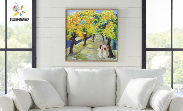 Paint Corner R0006