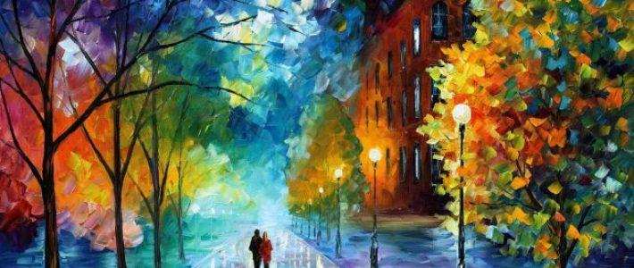 Dạy bé yêu vẽ tranh phong cảnh bằng màu nước