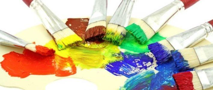 Cách pha màu acrylic vẽ tường chuyên nghiệp