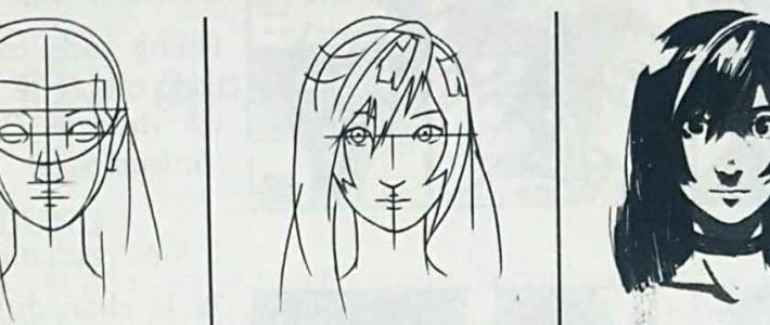 Hướng dẫn cách vẽ chân dung mẹ đơn giản, dễ hiểu