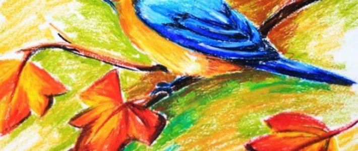 Cùng bé tìm hiểu về tranh tô màu nghệ thuật