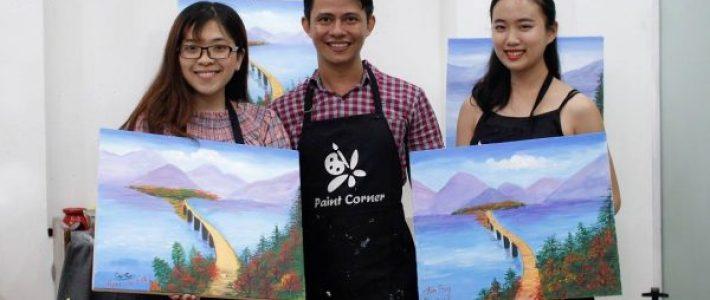 Khóa học lớp dạy vẽ cho người lớn tphcm