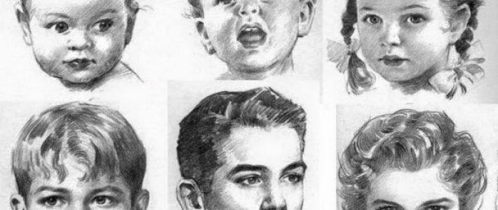 Hướng dẫn học vẽ chân dung truyền thần cơ bản