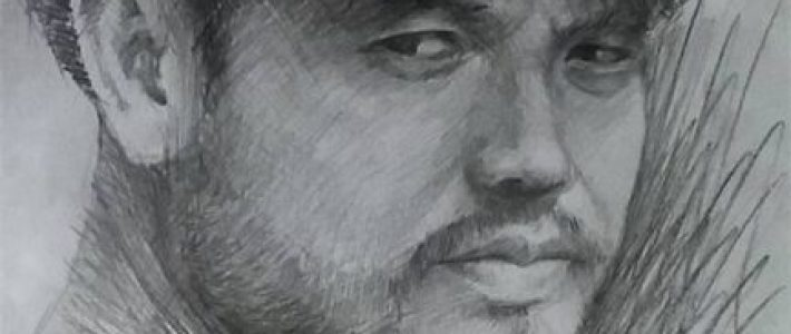 Hình vẽ người đơn giản cùng Paint Corner