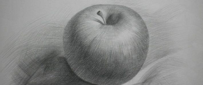 Những điều cần lưu ý khi học vẽ tranh bằng bút chì