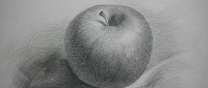 Học vẽ tranh tĩnh vật lọ và quả cùng Paint Corner