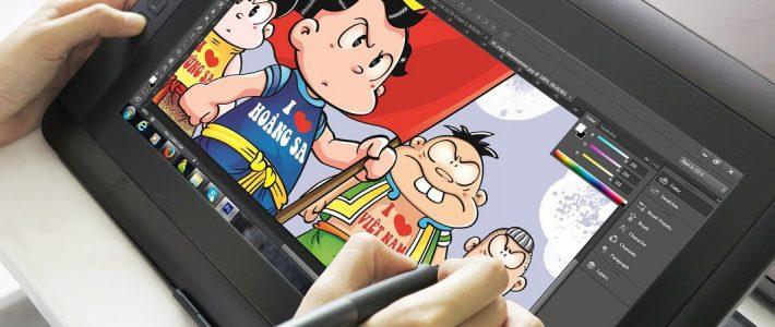 Bí quyết học vẽ mangan online cho người mới bắt đầu