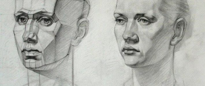 Hướng dẫn bạn cách vẽ tượng chân dung đẹp và có hồn