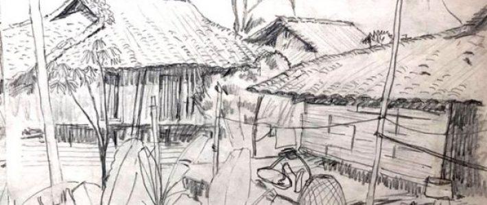 Hướng dẫn cách học vẽ ký họa phong cảnh cơ bản