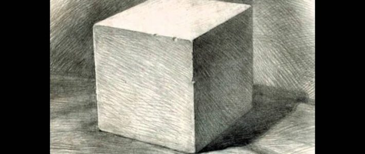 Hướng dẫn cách vẽ hình học họa hình cơ bản