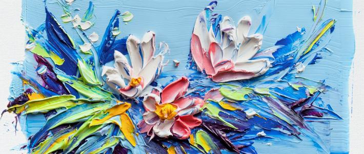 Hướng dẫn sử dụng màu acrylic theo cách hiệu quả nhất
