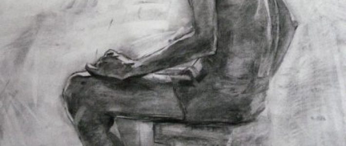 Hướng dẫn vẽ hình họa người toàn thân cơ bản