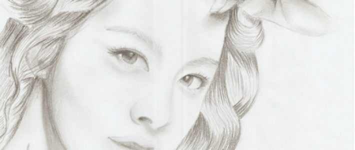 Kĩ thuật vẽ tranh chân dung mẹ