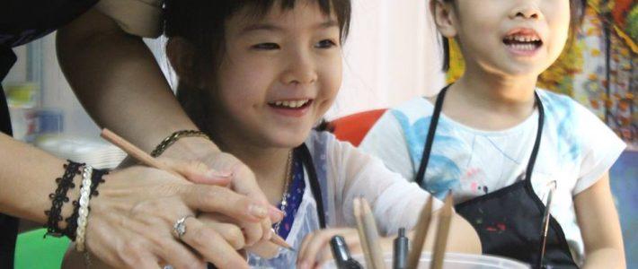 Kinh nghiệm chọn lớp học vẽ cho bé ở tphcm