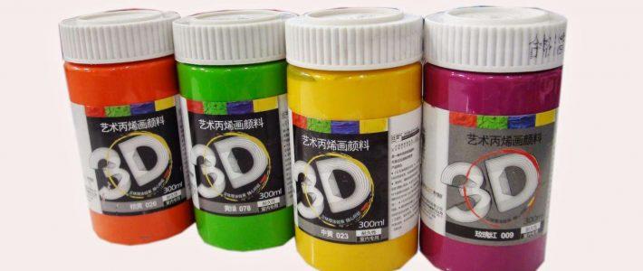 Màu Acrylic hộp 300ml