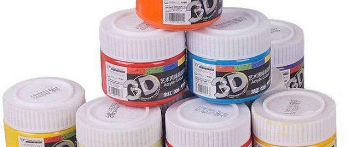 Màu acrylic là gì và những đặc tính cần biết