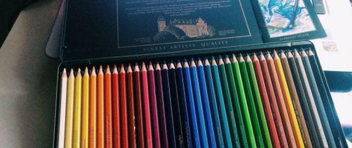 Màu chì tốt cho người học vẽ