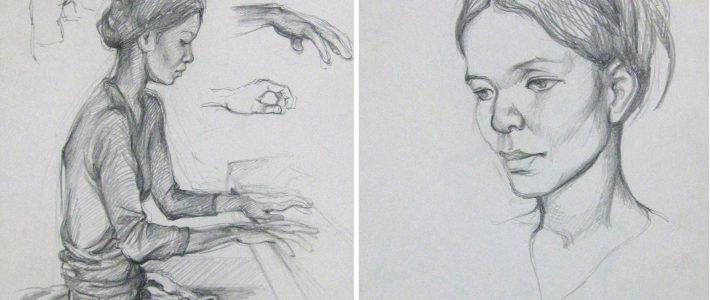 Vẽ chân dung mẹ thật đơn giản với Paintcorner