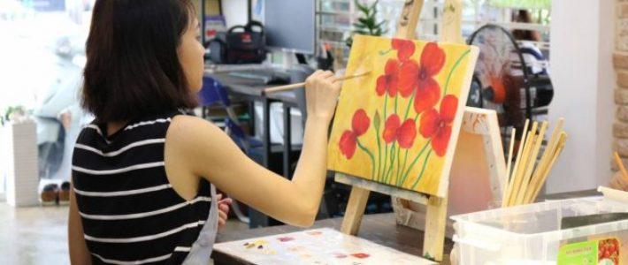 Những lợi ích của lớp học vẽ cơ bản tphcm