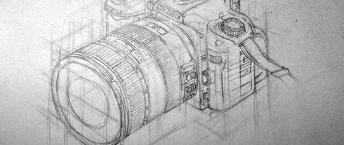 Những lưu ý cốt lõi về hình học họa hình vẽ bóng đổ