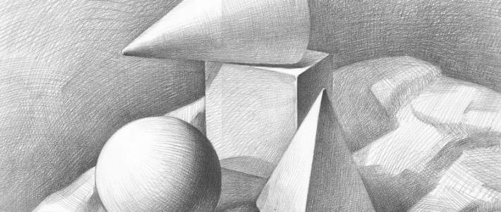 Phương pháp tự học vẽ hình họa cơ bản hiệu quả