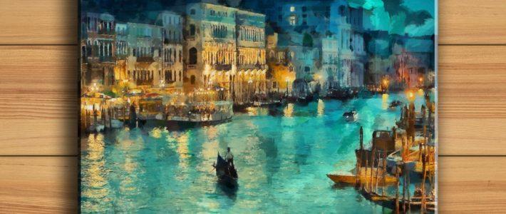 Bạn đã biết gì về vẽ tranh canvas chưa?