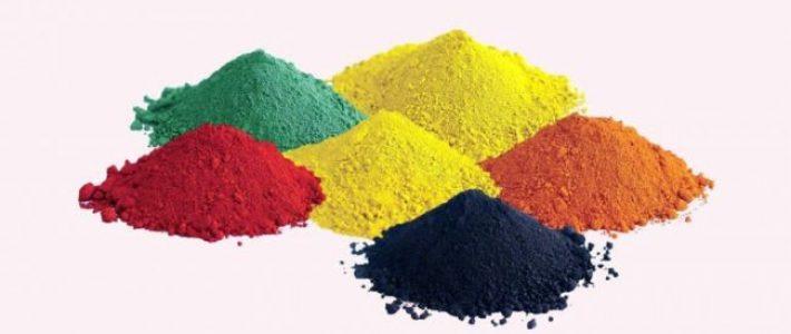 Tìm hiểu về cách pha màu bột cơ bản