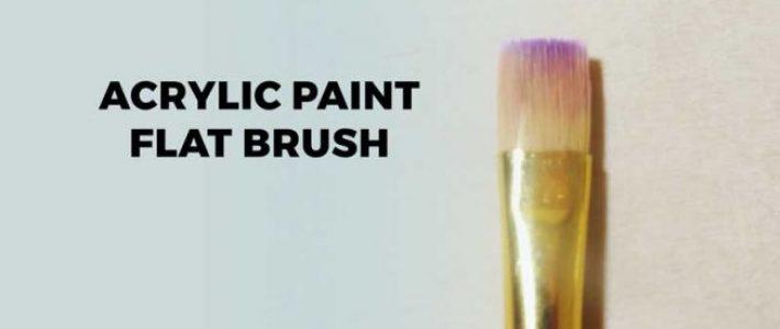 Tổng hợp 1 số cách dùng màu acrylic 3d