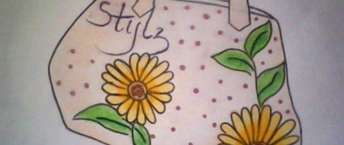 Cách trang trí túi xách mỹ thuật 9 và lợi ích của việc học vẽ