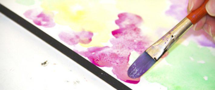Tích lũy được gì khi tham gia lớp học vẽ màu nước?