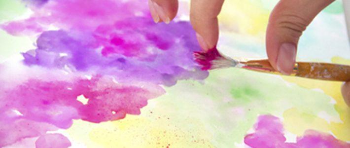 Vài tips để có một bức tranh màu nước tuyệt đẹp !