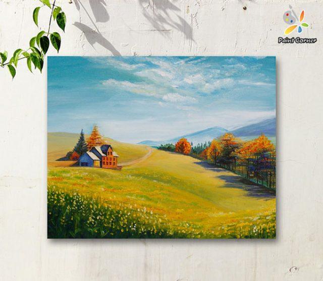 Paint Corner R0034