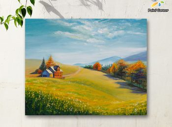 Paint Corner R0044