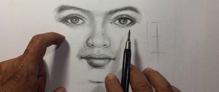 Vẽ truyền thần là gì và cách vẽ truyền thần cho người mới học vẽ